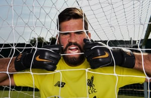 Alisson is among Liverpool's big money signings this summer