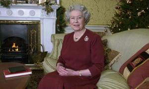 The Queen's broadcast in 2000