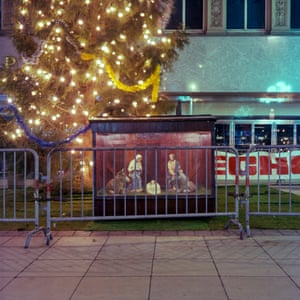 From a series of photographs of Christmas Cribs by photographer Stephen McCoy that features in his book of the same name published by Cafe Royal Books.