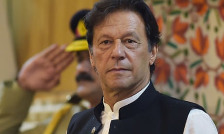 'We will teach you a lesson': Pakistan PM Khan issues furious threat to India – video