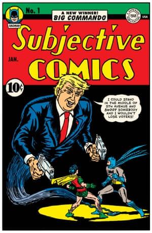 Jerry Robinson cover, Detective Comics #69, DC Comics, November 1942