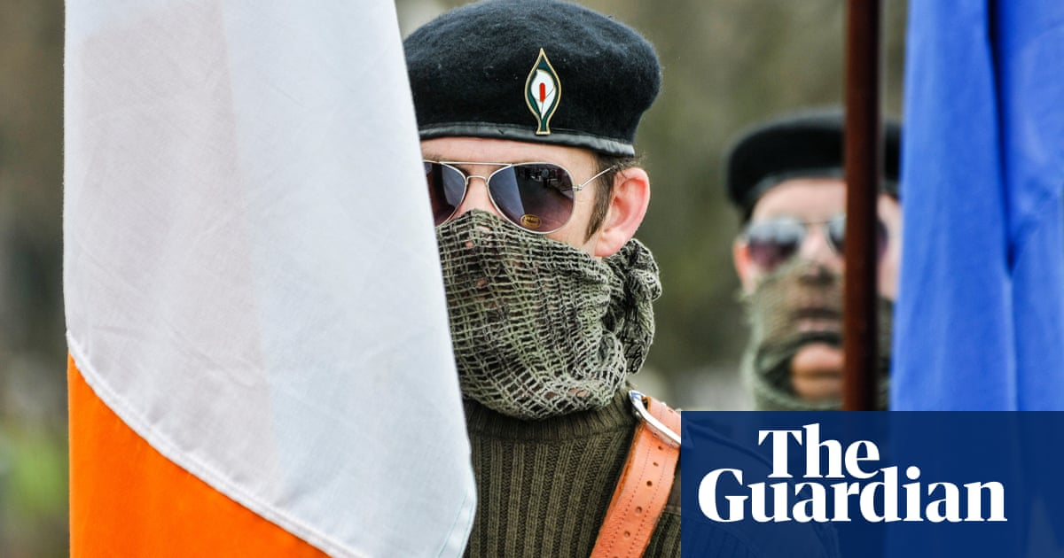 'While there's British interference, there's going to be action': why a hardcore of dissident Irish republicans are not giving up