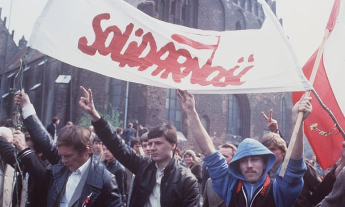 The birth of Solidarity in Poland - archive 1980 | Poland | The Guardian