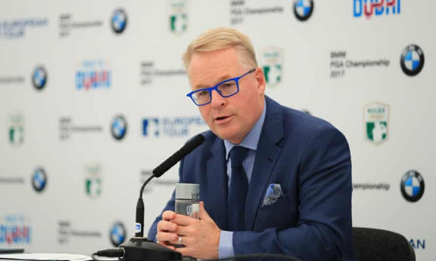 Chief executive Keith Pelley has defended the decision