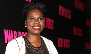 Donning American flag leggings and a bodysuit, Leslie Jones has been watching every sport from fencing to whitewater kayaking.
