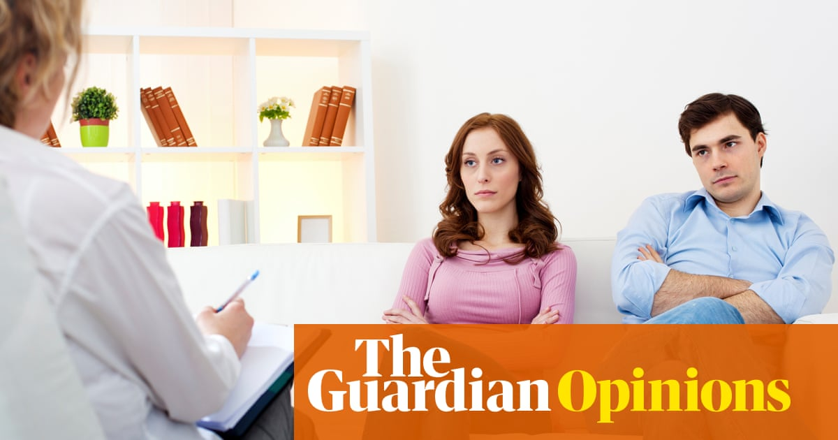 If you're in a bad marriage, don't try to mend it – end it | Nichi