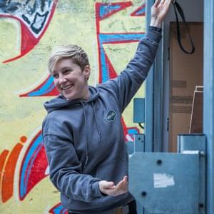 Emma Lanman, founder, Van Girls.