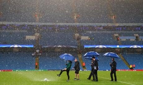 Manchester City 4-0 Borussia Mönchengladbach: Champions League ...
