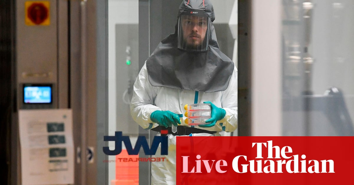 Coronavirus latest updates: US, Australia and Thailand record first deaths | World news