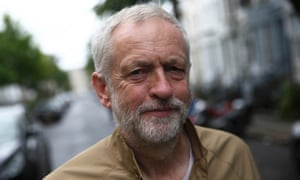 Jeremy Corbyn, who will be on his party's leadership ballot paper.