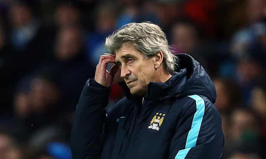 Manuel Pellegrini says: 'All the other countries in Europe have just one cup. We have two and I have tried to support them both. But it eventually becomes impossible.'