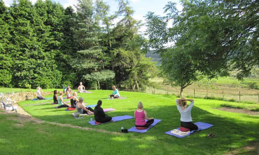 The Orange Tree Yoga Retreat, Yorkshire