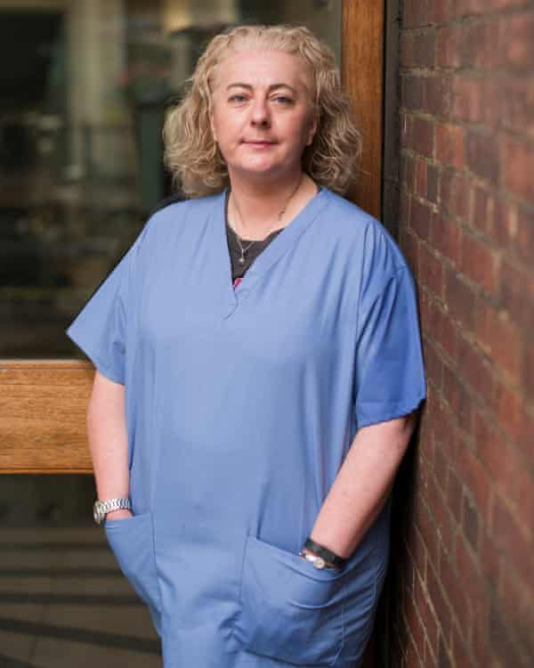nurse Linda Hobson,
