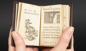 Tommy Thumb's Pretty Song Book (1744).