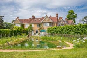Swimming pool Freckenham, Suffolk