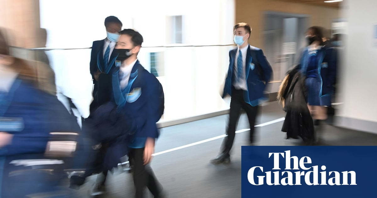 Disquiet in UK schools as easing of mask restrictions in classrooms nears
