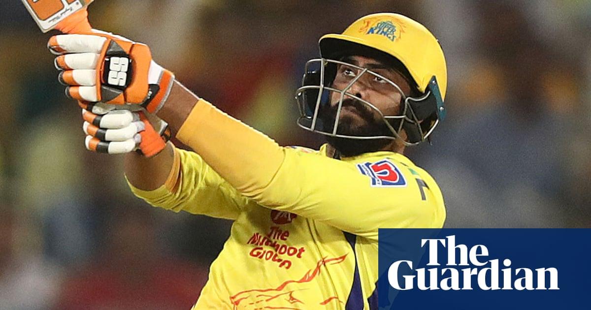 Ravindra Jadeja blasts astonishing 37 off one over in IPL