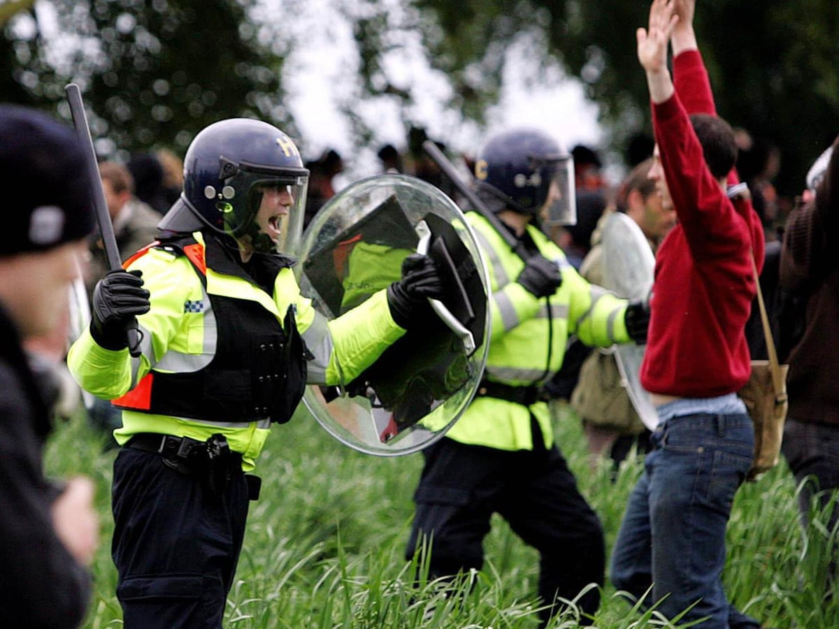 Police Spies Infiltrated G8 Summit Protesters In Scotland In 2005 Police The Guardian