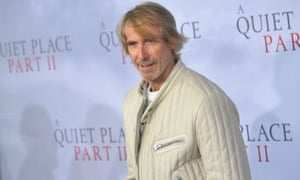 Michael Bay, whose pandemic-themed film Songbird is edging toward production.