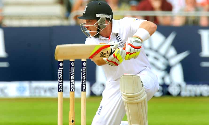 England's Ian Bell was hugely influential in the 2013 Ashes but was never man of the match.