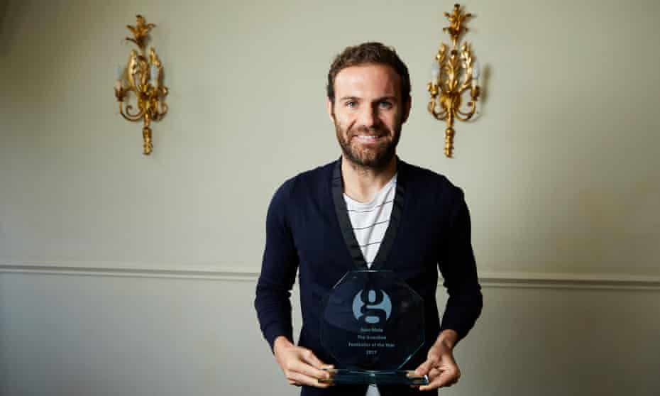 Juan Mata says sometimes people underestimate footballers 'and their capacity to have a strong opinion and sympathy for others'.