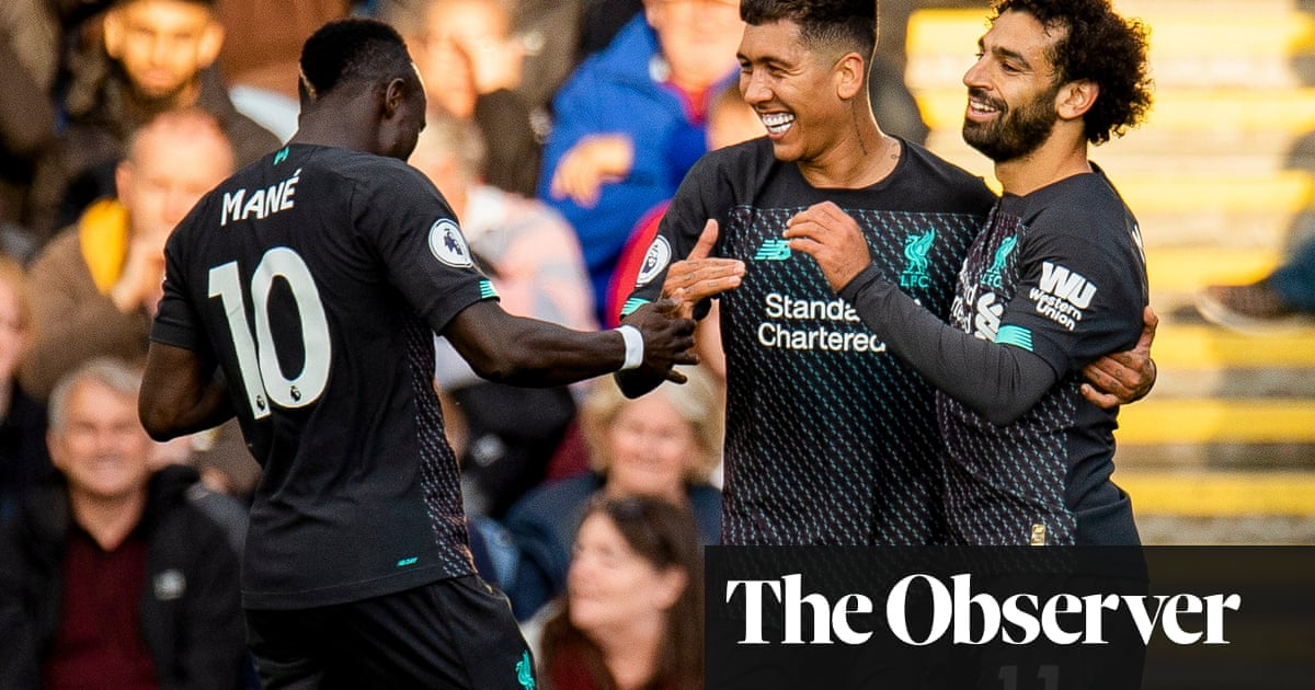Roberto Firmino adds shine to Liverpool's victory over Burnley