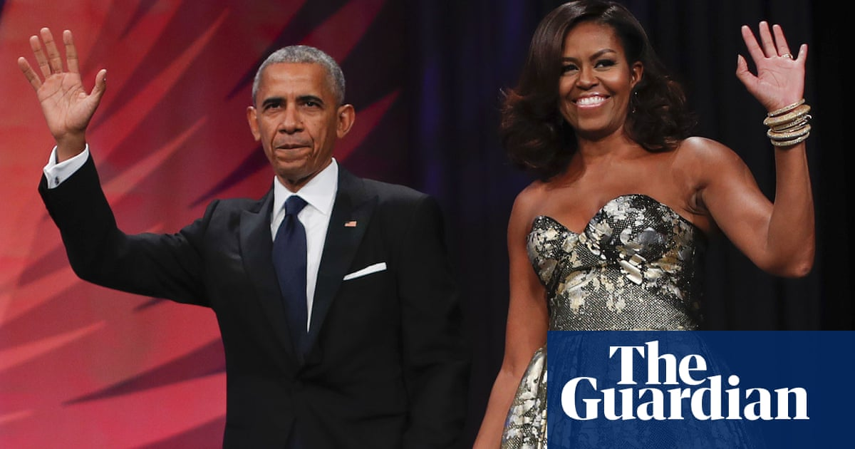 cd32231b Becoming by Michelle Obama review – race, marriage and the ugly side of  politics