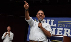 Gil Cisneros has won California's 39th district for the Democrats.