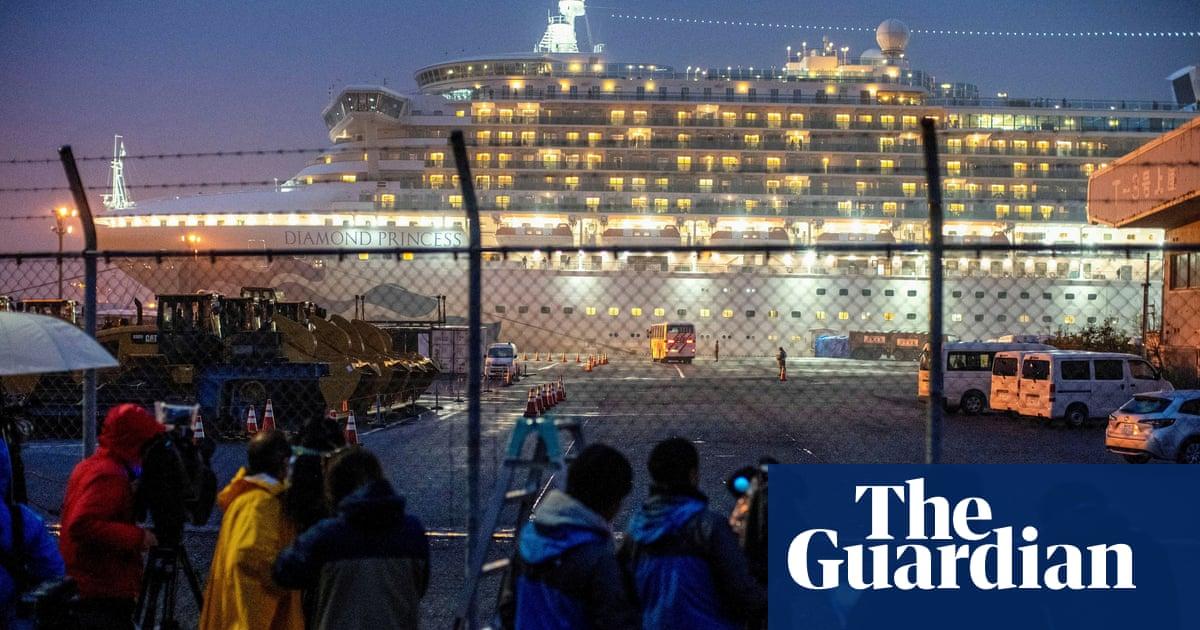 Coronavirus: woman on Diamond Princess cruise ship tested positive after disembarking