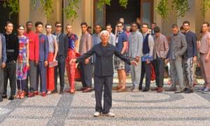 Giorgio Armani Milan men's fashion week spring/summer 2020.