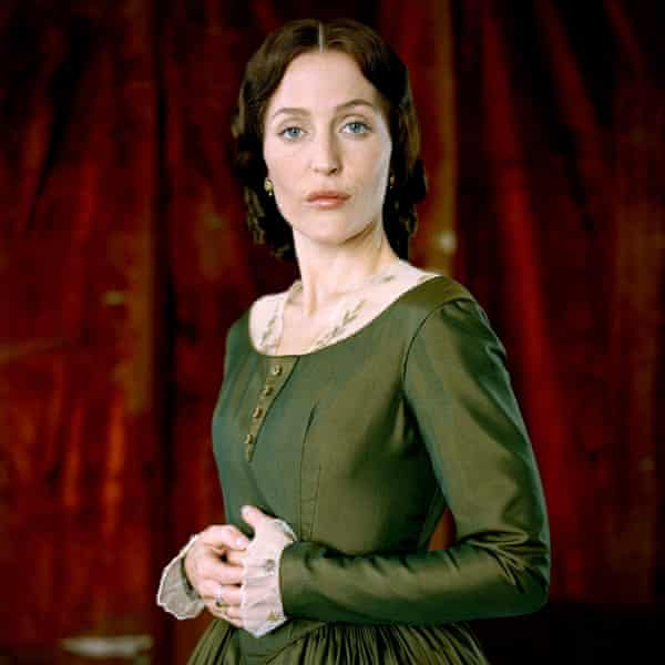 Gillian Anderson as Lady Dedlock in Bleak House (2005).