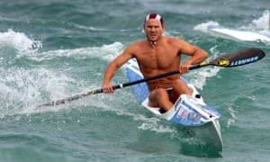 Former ironman champion Dean Mercer has died after suffering a suspected heart attack.