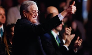 David Koch. Report detailed the successful efforts of a Koch-backed 501(c)(4) group to kill public transportation initiatives across the country.