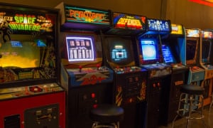 Ready to blow: binge on classic arcade games at Vector