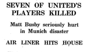 Manchester Guardian, 7 February 1958, p1.