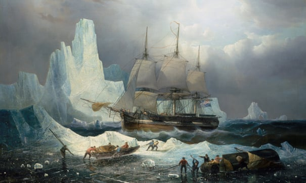 Britain to give Canada shipwrecks from Franklin's doomed Arctic
