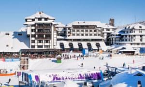 Kopaonik resort centre