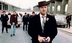 Gene Hackman as Jimmy Doyle in The French Connection.