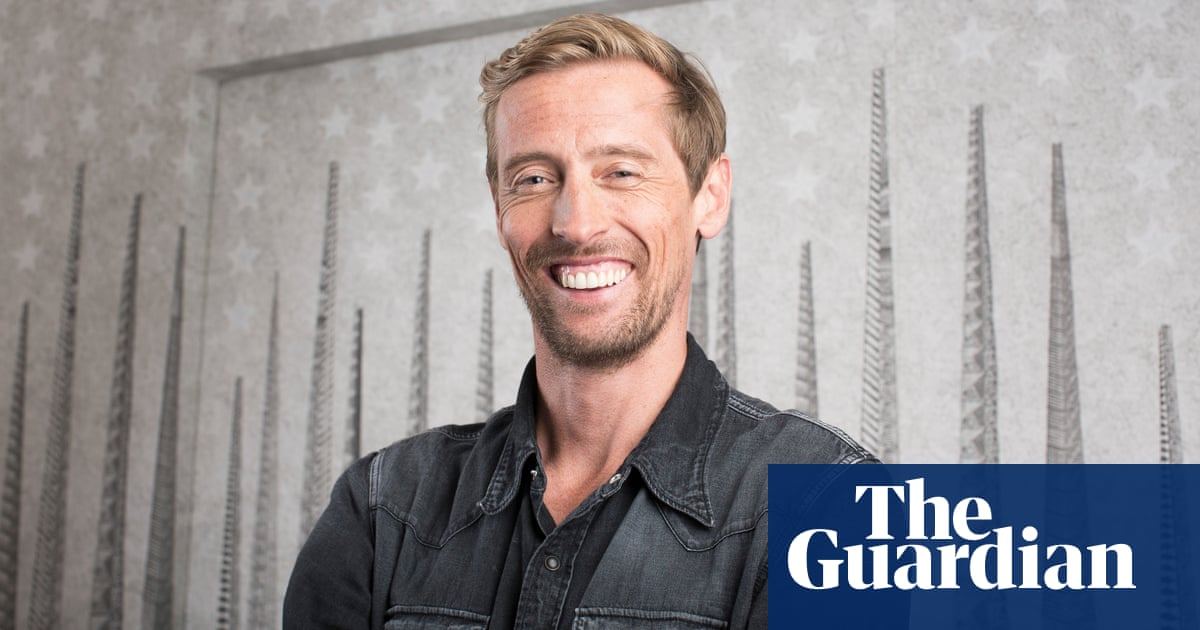 Peter Crouch: Getting 50,000 people on their feet – you cant replicate that
