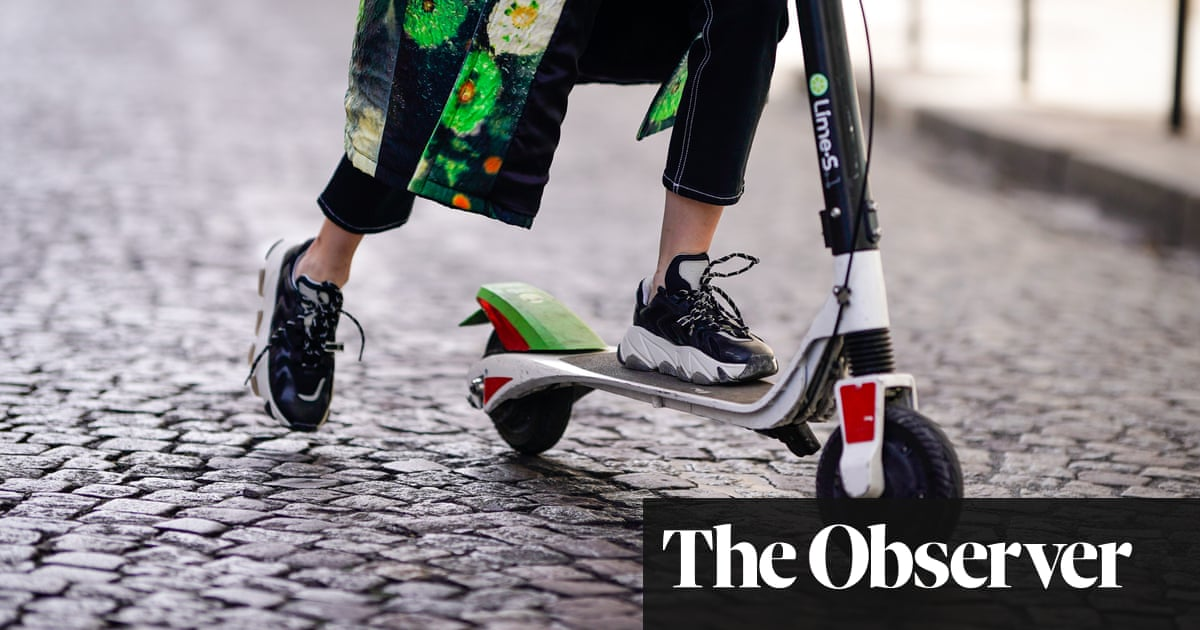 Invasion of the electric scooter: can our cities cope?