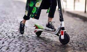 Invasion of the electric scooter: can our cities cope