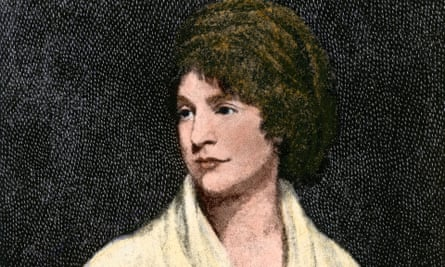 Mary Wollstonecraft, the only woman to feature in the list of political thinkers on the draft A-level politics syllabus.