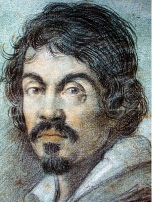 Caravaggio was really only interested in sex and death.