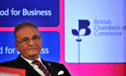 John Longworth, chairman of the Vote Leave Business Council