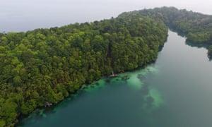 Derawan and Maratua islands