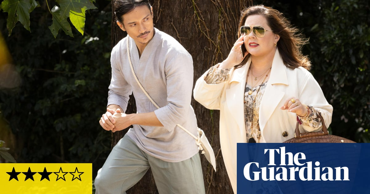 Nine Perfect Strangers review – forget Nicole Kidman … Melissa McCarthy steals this show