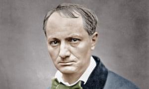 Charles Baudelaire, circa 1866.