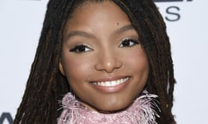 d3af9d9f795 US singer Halle Bailey cast as Ariel in Disney's live-action remake of The  Little Mermaid