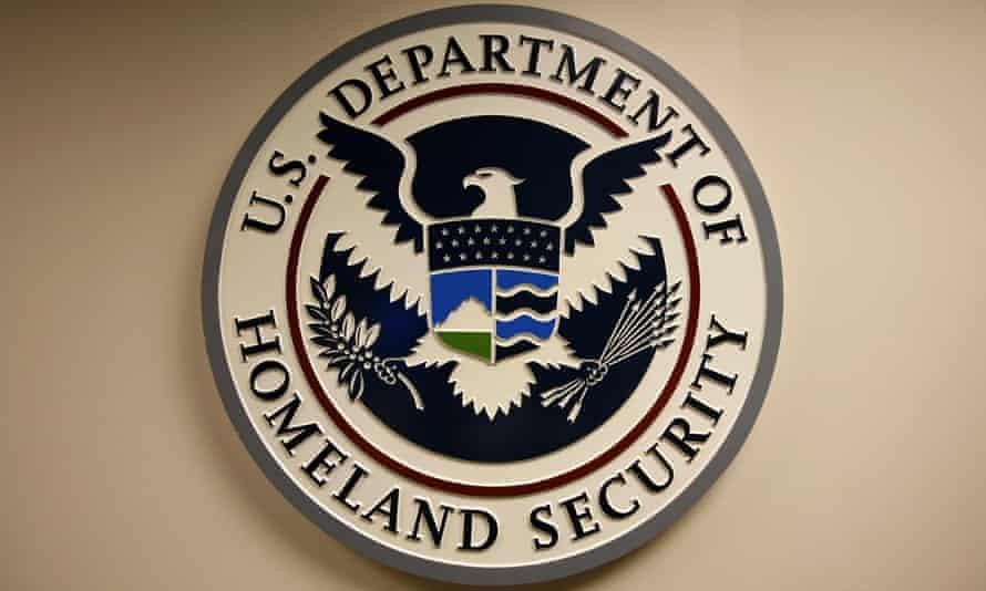 US Department of Homeland Security emblem