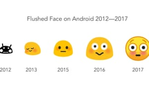 google is killing off android s emoji blobs technology the guardian